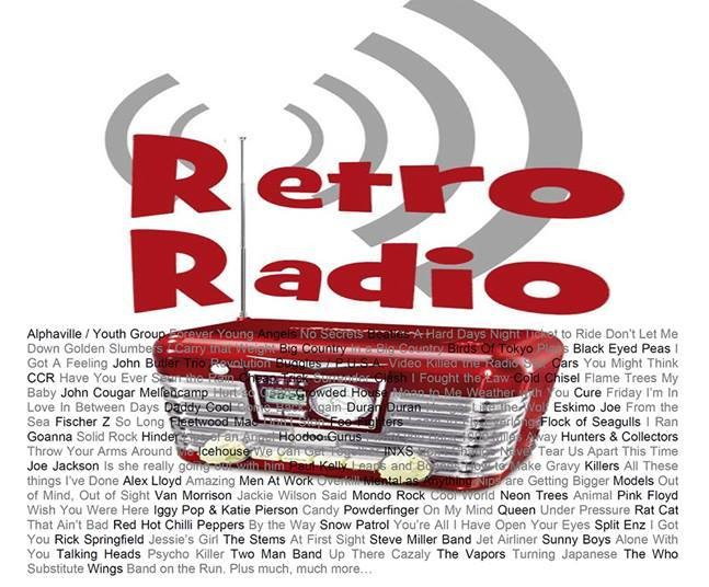 Retro Radio – Live Music