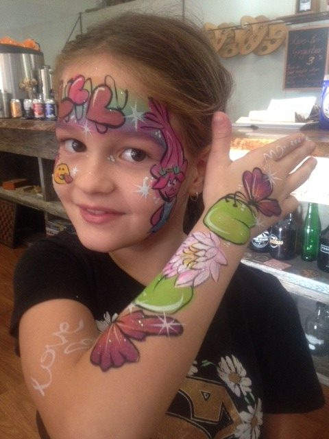 Free Face and Body Painting