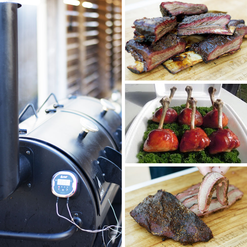 BBBQ & Slow Cooked Meats