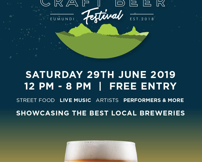 Hinterland Craft Beer Festival – Eumundi