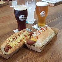 All American Hotdogs are back for Lunch & Dinner