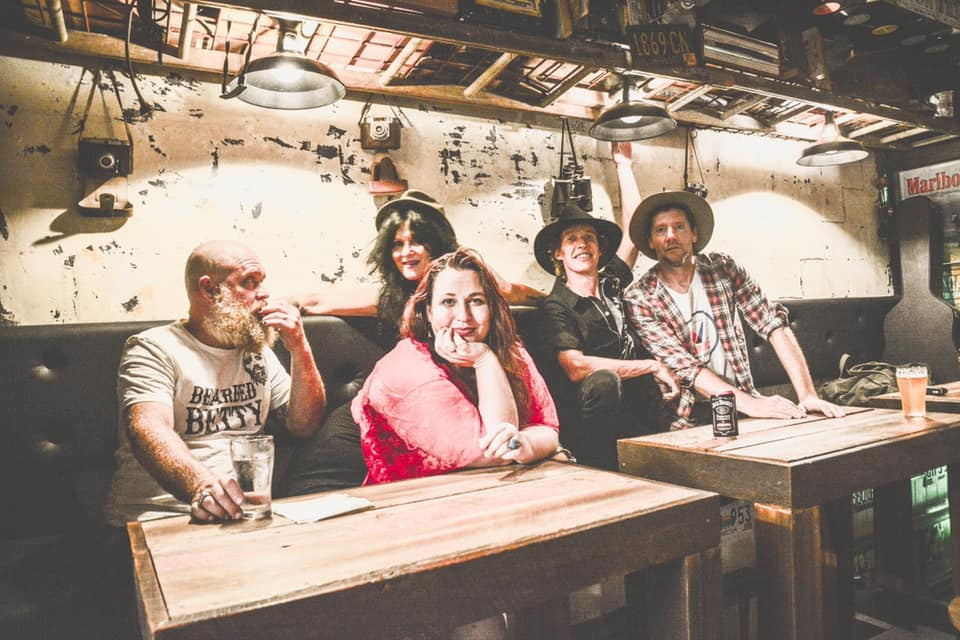 Hoot, Holla and Dance to the Bearded Betty Band