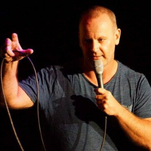 40 and Frightened – Comedy Night with Christian Lutz